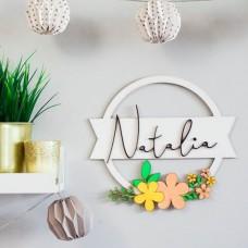 Decoratiune Personalizata cu Nume