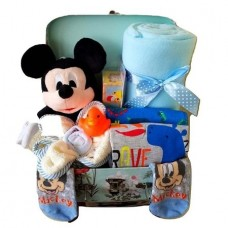 Cos Cadou Mickey Mouse, 11 Piese
