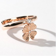 INEL TRIFOI ROSE GOLD