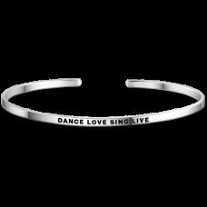 BRATARA DANCE, LOVE, SING, LIVE