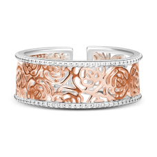 INEL HOLLOW ROSE GOLD