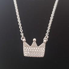 Colier Argint Coroana