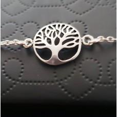 Bratara Argint Copacul Vietii