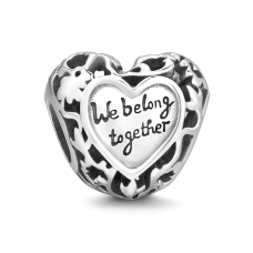 Charm Argint - We Belong Together