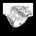 Inel cu 3 nume din Argint