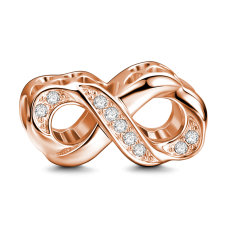 INFINIT- DRAGOSTE ROSE GOLD